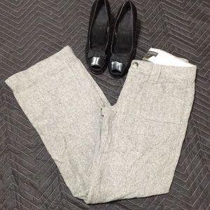 Banana Republic wool blend dress pants
